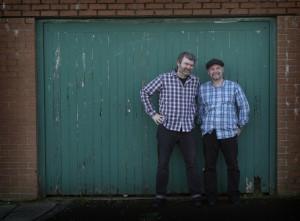 Andy Craig & Stewart Hardy @ Coquetdale Music Trust
