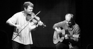 Frank & Stewart @ Edinburgh Folk Club