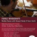 North East Fiddle School - workshops in Newcastle