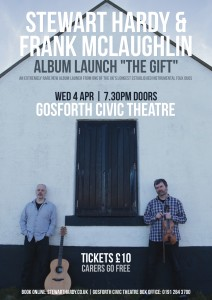 Stewart Hardy and Frank McLaughlin Album Launch