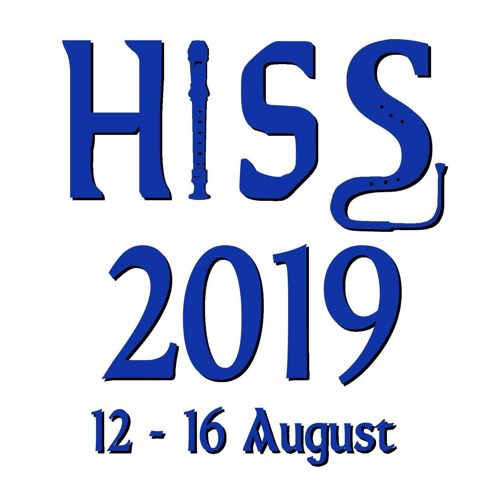 HISS 2019