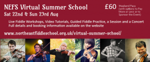 NEFS Virtual Summer School @ Online