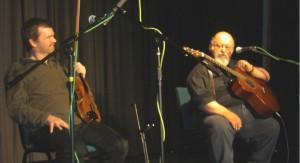 George Welch & Stewart Hardy in Sedgefield @ Sedgefield Folk Festival, Parish Hall | Sedgefield | England | United Kingdom