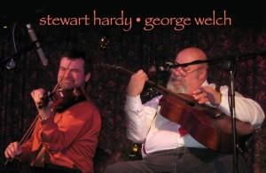 George Welch & Stewart Hardy / Cramlington @ Cramlington Folk Club