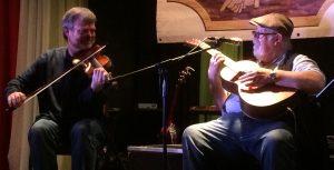 George Welch & Stewart Hardy / Washington @ Davy Lamp Folk Club