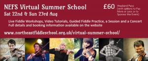 NEFS Virtual Summer School @ Online