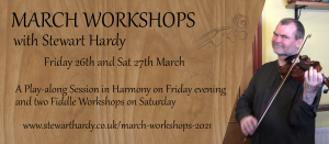 March 2021 Workshops: Fiddle Workshop 1 @ Online - on Zoom | Grantham | United Kingdom